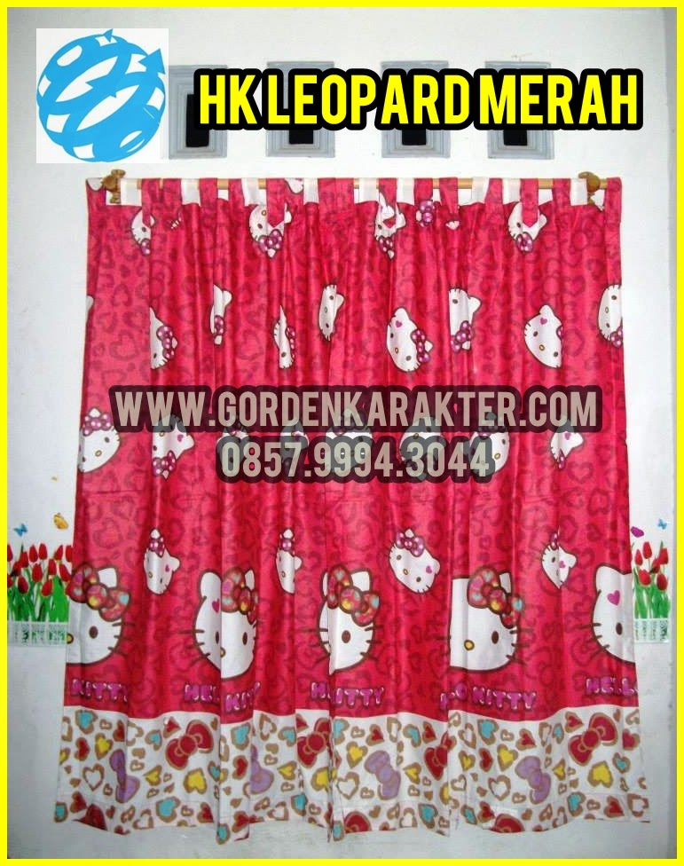 JUal gorden motif Hello Kitty Online