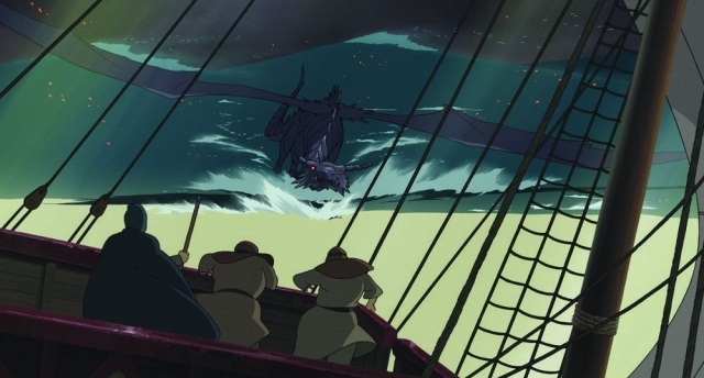 Truyền Thuyết Về Rồng, Tales From Earthsea