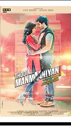 Thodi Thodi Si Manmaaniyan 2017 Hindi Movie HDTV 720p
