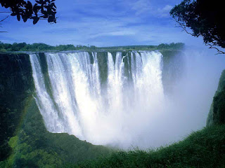 World Largest Waterfall