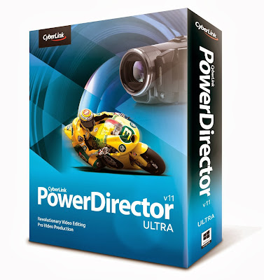 CyberLink PowerDirector 11 Ultra Full Version With Crack Free