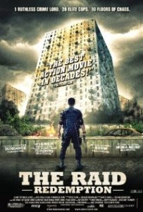 The Raid Redemption 2011 Watch Online