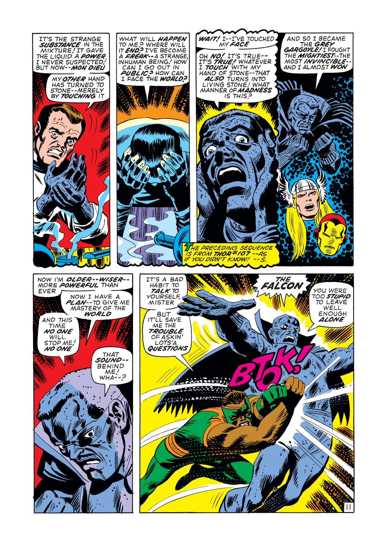 Captain America (1968) Issue #140 #54 - English 12