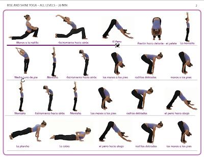 Todo yoga clase de yoga en 20 minutos - Ejercicios yoga en casa ...