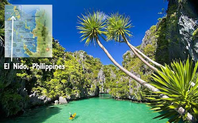 Most Popular Beach in The Philippines #1 El Nido Palawan
