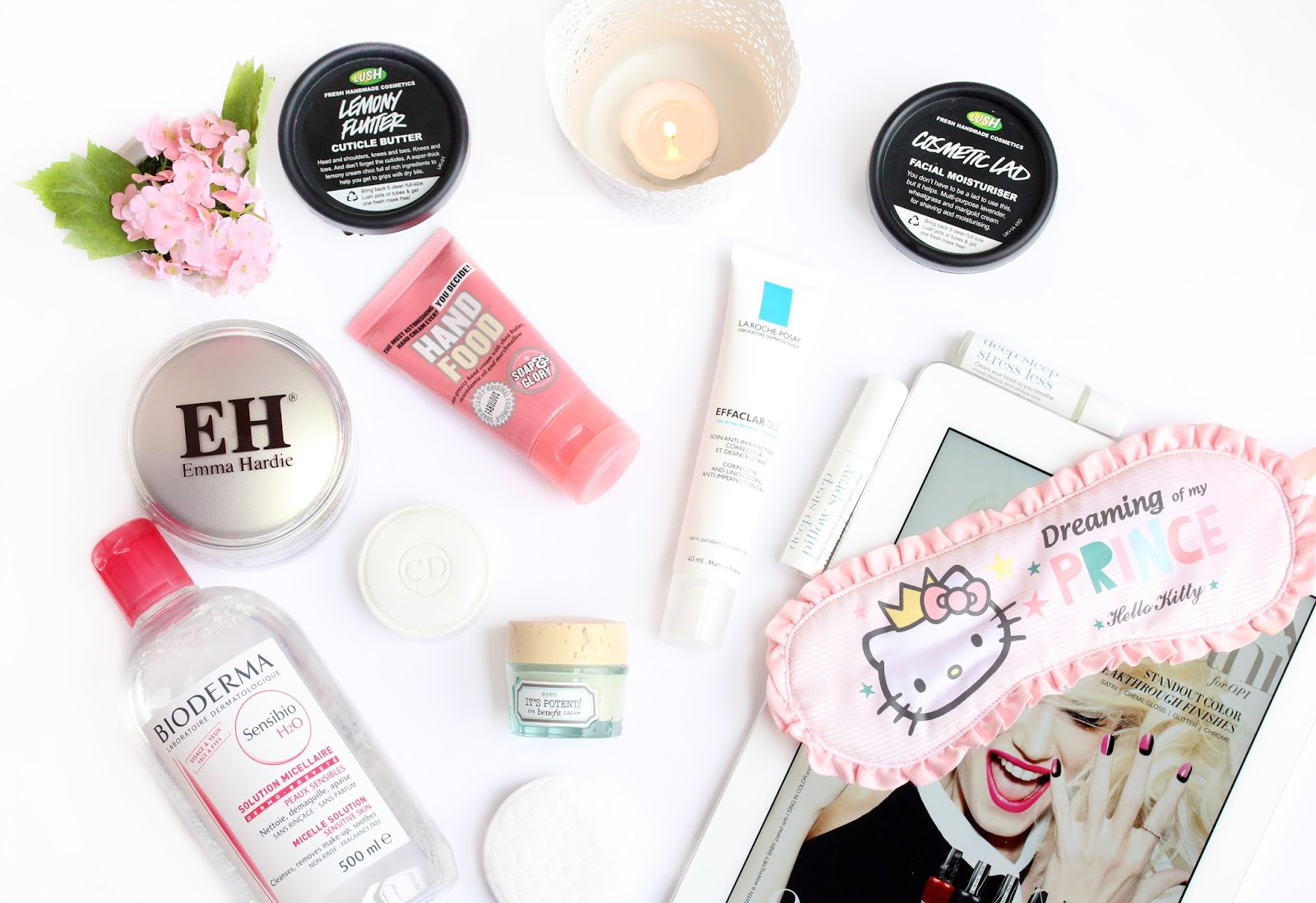 My Bedtime Beauty Routine