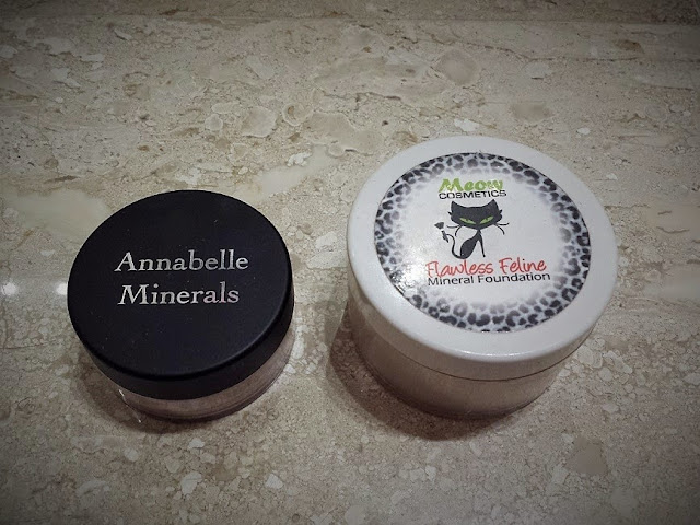 puder mineralny