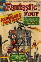 Fantastic Four #26 cover