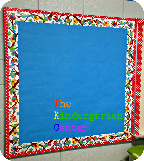 ... primary i came up with this fun bulletin board for our primary room to