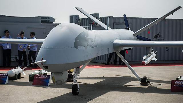 Yi Long UAV  