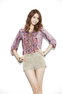 SNSD Yoona News Interview Photos