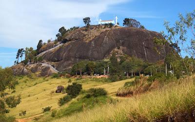 Santuário de Aparecida - Pedra Bela