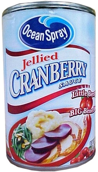 cranberry sauce belize