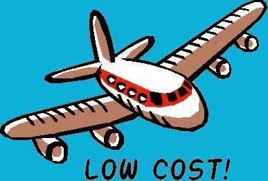 Viaggiare con voli low cost