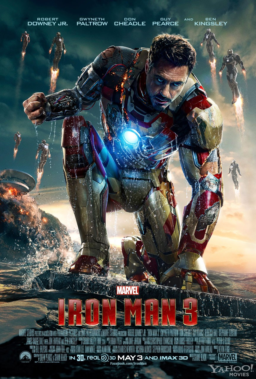 Review dan Download Film IRON MAN 3