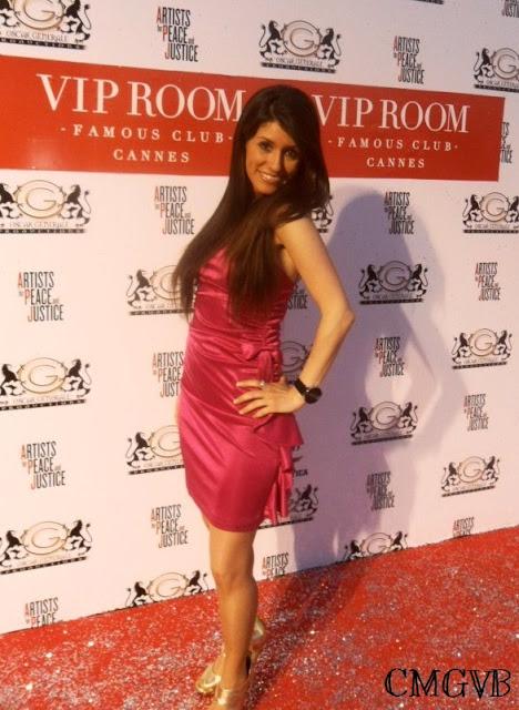 VIP Room Cannes Diana Dazzling cmgvb como me gusta vivir bien