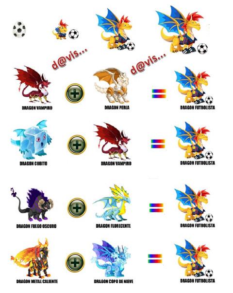 Como obtener Dragón Futbolista