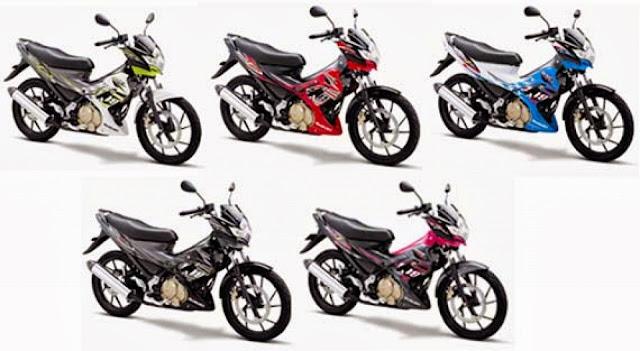 Info Harga Motor Suzuki Terbaru
