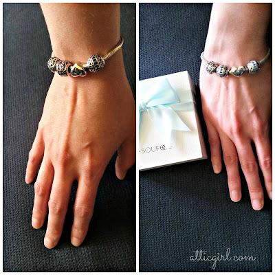 Soufeel Mother's Charm bracelet