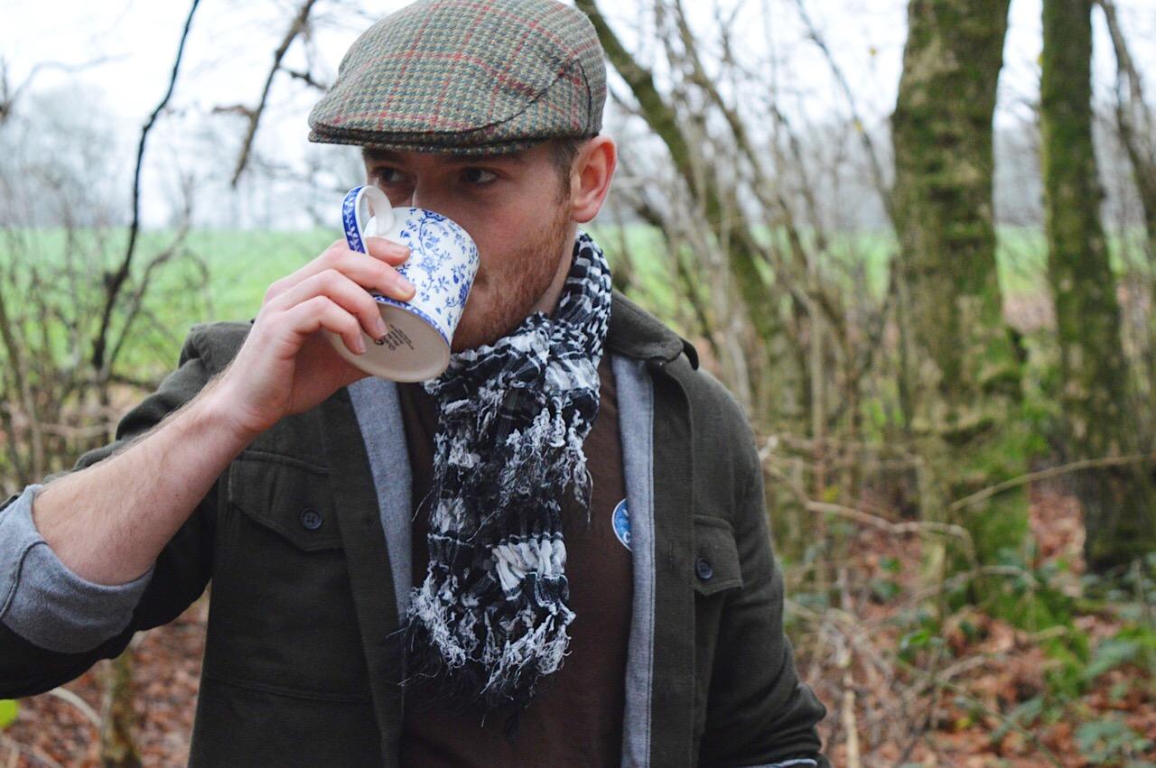 Winter picnic, FashionFake
