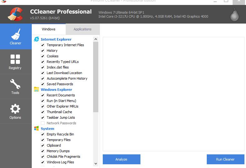 ccleaner professional plus full version crack