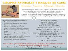 TERAPIAS NATURALES QUE OS OFREZCO