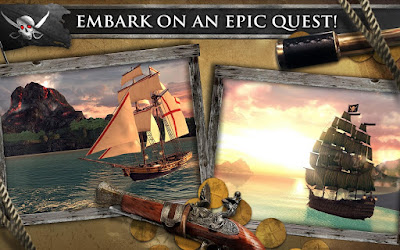 Assassin's Creed Pirates MOD APK 2.5.1 Update