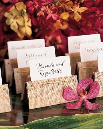 Thema Hochzeit Idee: Extra-Features Hochzeit Ideen