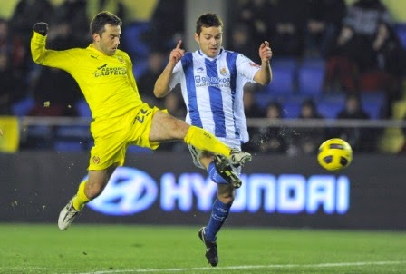 Real Sociedad vs Villarreal