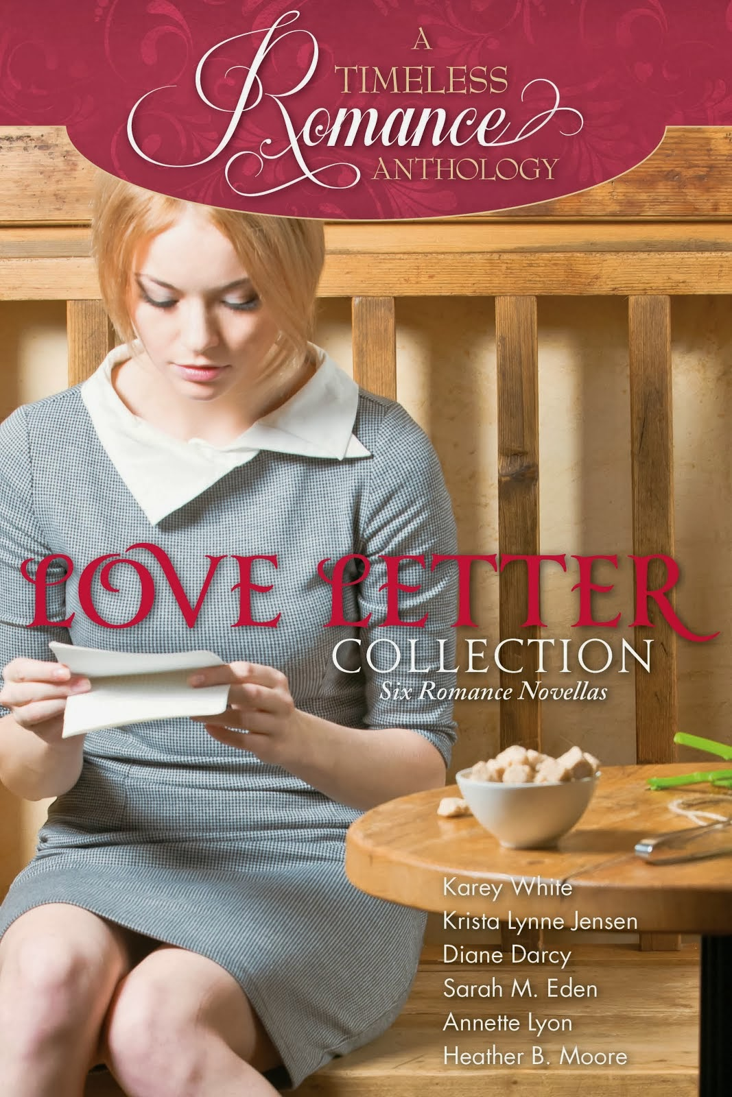 A Timeless Romance Anthology: Love Letter Collection
