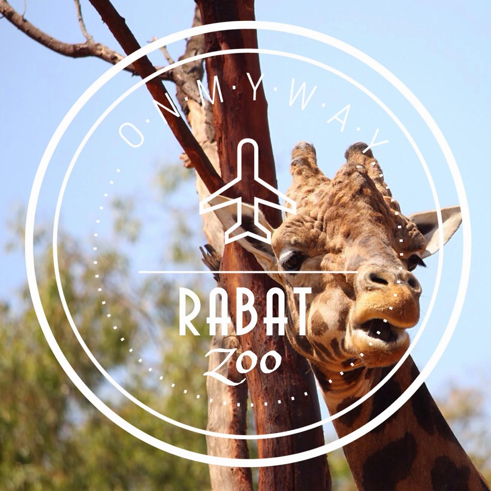 Rabat : le Zoo
