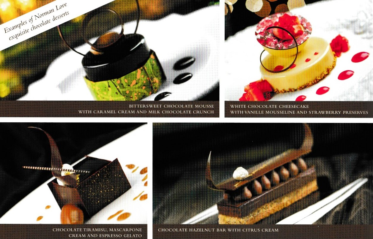 Vickie and Bernie Travel: Chocolate Journeys Brochure