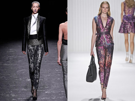 Haider Ackermann and J. Mendel