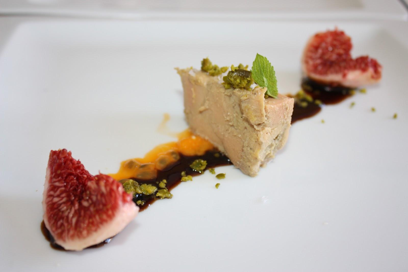 Cocinero por el mundo foie gras micuit de oca fruta de for Que es cocina de autor