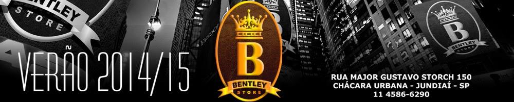 Bentley Store | Moda Masculina e Feminina