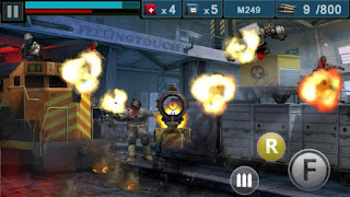 Gun & Blood v1.08 for Android