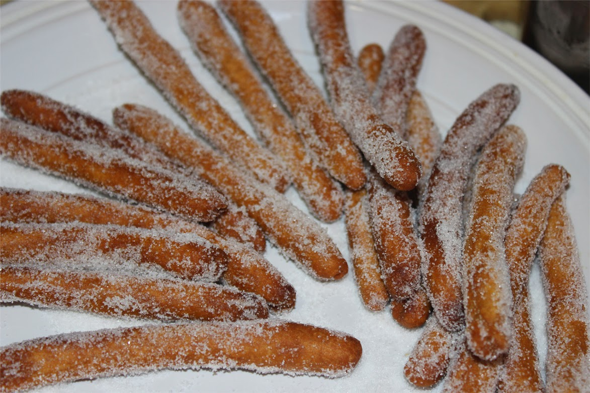 Wheat Flour Churros
