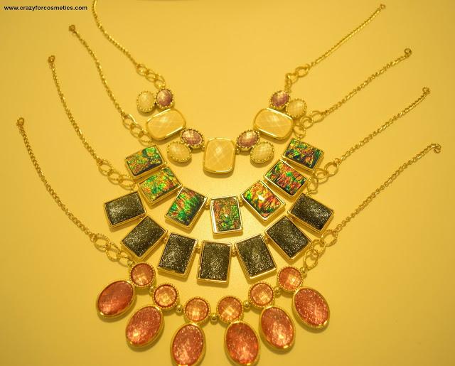 Statement jewelry haul from kuala lumpur