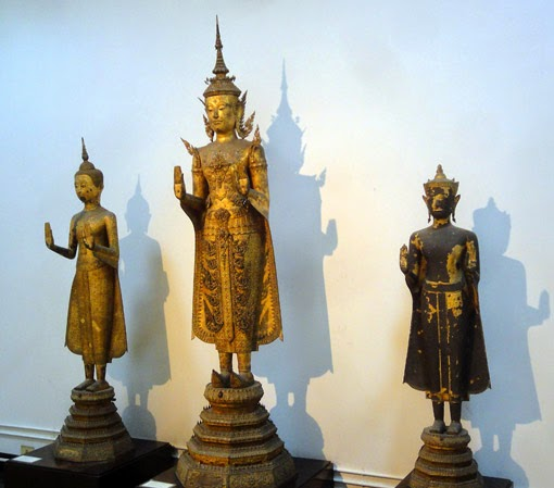 Treasures of the Bangkok National Museum