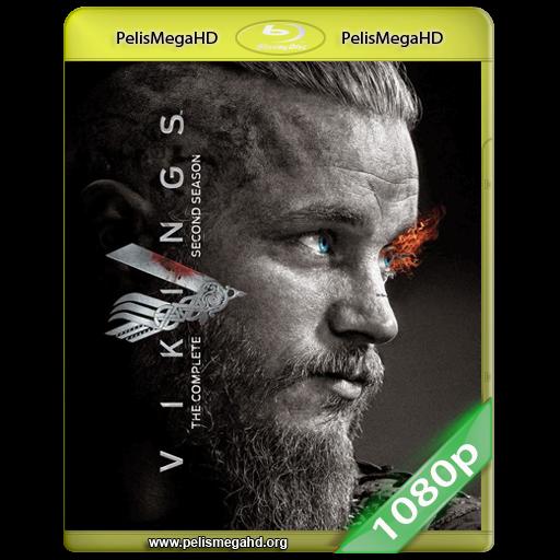 VIKINGOS: SEGUNDA TEMPORADA COMPLETA (2014) FULL 1080P HD MKV ESPAÑOL LATINO