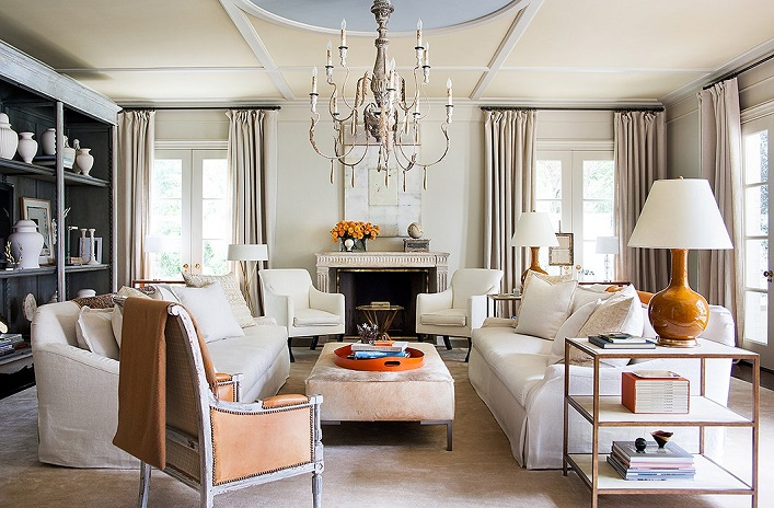 Mix And Chic Home Tour Inside Suzanne Kasler S Beautiful