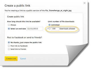 create public link norton zone