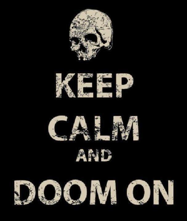 Stay Doomed