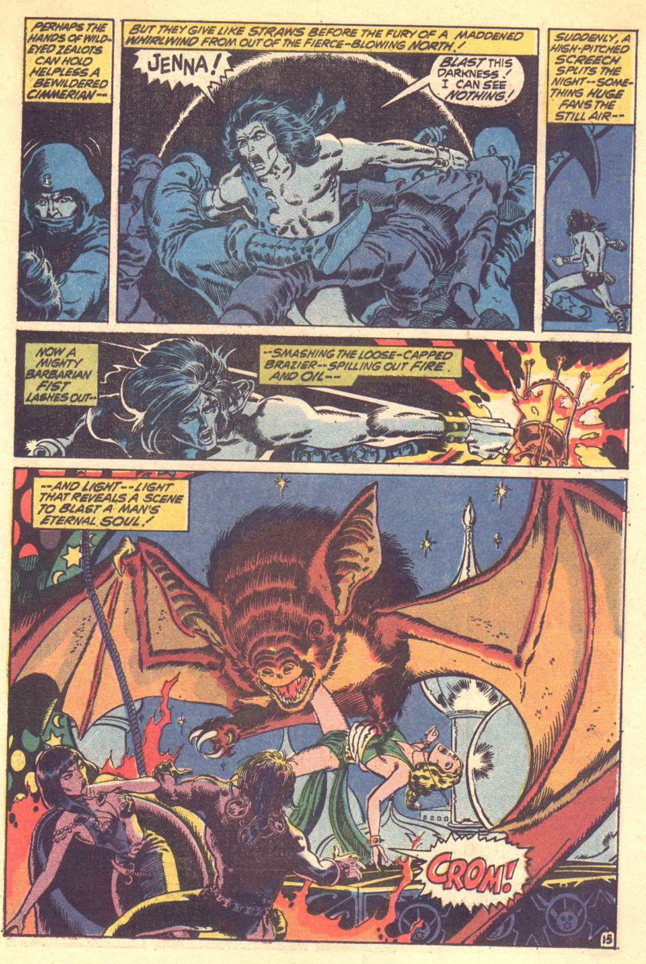 Conan the Barbarian (1970) Issue #6 #18 - English 16
