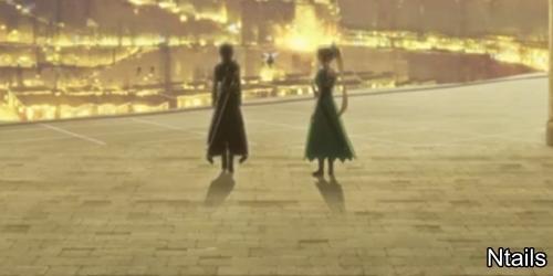 Sword Art Online episódio 21: A verdade sobre Alfhein