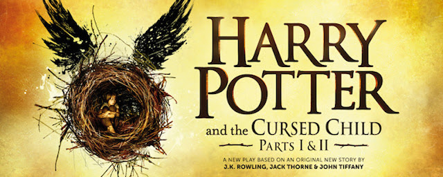 Sinopsis Oficial de ''Harry Potter and the Cursed Child''