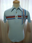 VINTAGE RETRO MICKEY TENNIS POLO..