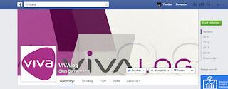 Like page Vivalog