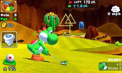 Descargar Mario Golf: World Tour