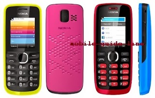 download nokia 110 flash files